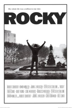 Sylvester Stallone Rocky in Hindi