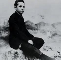 Albert Einstein ka dost yuri