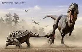 Euoplocephalus, Euoplocephalus in hindi, Euoplocephalus ki jankari, armored dinosaur hindi, hammer tail dinosaur hindi,