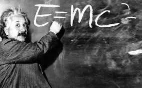 Einstein ka vigyan me yogdan e=mc2