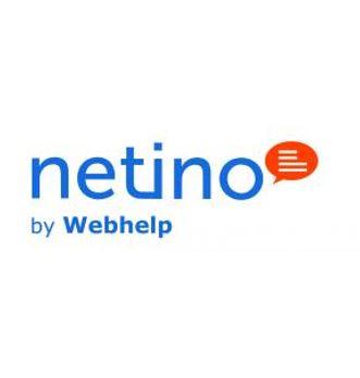Logo netino by Webhelp