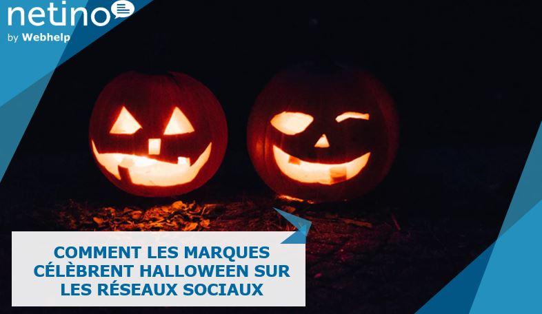 Comment les marques célèbrent Halloween sur les réseaux sociaux