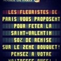 """St-Valentin: Comment """"fleurter"""" sur la vague #GayetGate..."""