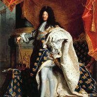 Le portrait  « théorie du genre » du Roi Louis XIV...