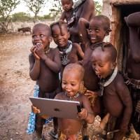 #Cébo: le sourire des enfants d'#Afrique...