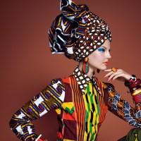#AirFrance et le look pagne d'#Afrique, oui #Cébo ...