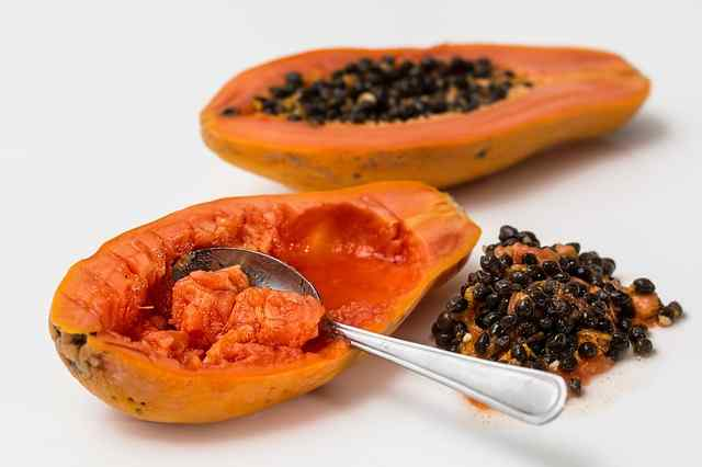 face pack, papaya face pack, face pack from ayurveda,multani mitti face pack