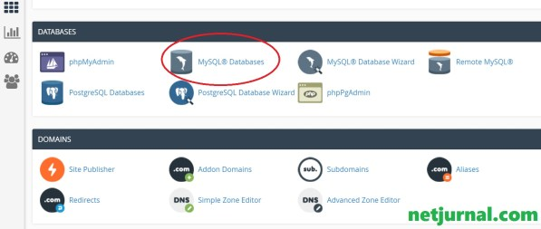 Cara Menghapus Database MySQL WordPress Termudah ds