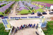 Tempat Beli Rumah Tanpa Riba: Kampung Islami Thoyibah sa