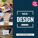 Netlit Digital Marketing Kenya wed design