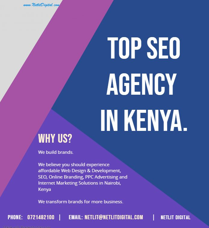 Netlit Digital Web Design Marketing Agency Kenya1