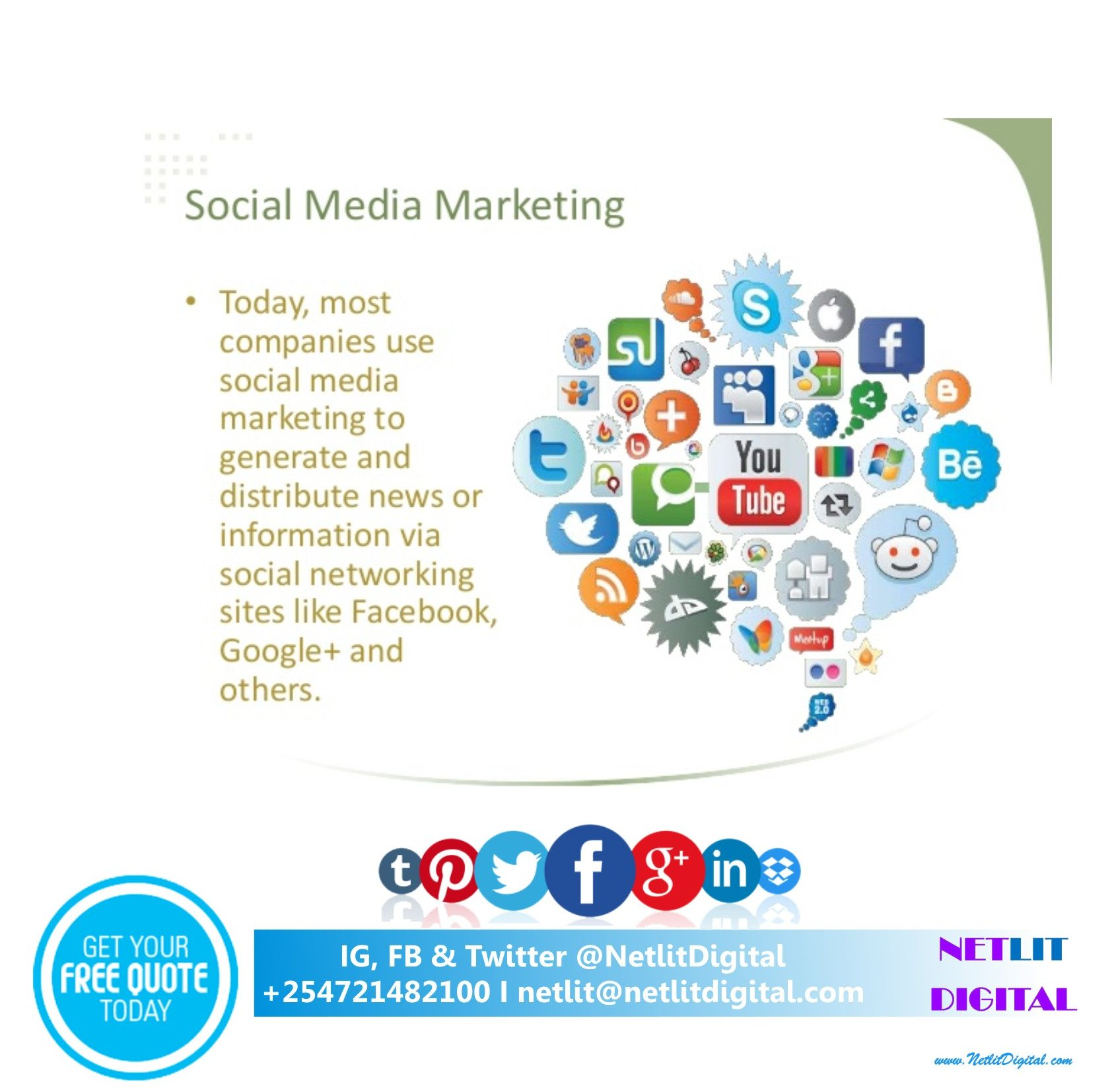 Netlit Digital marketing web agency Kenya1