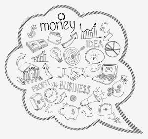 Business Speech Bubble