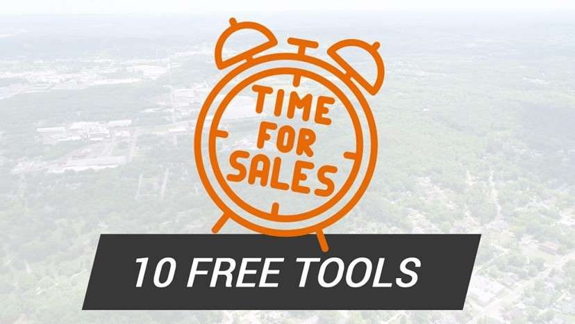 Top 10 Free Sales Tools from Google to Friday CRM