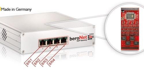 beronet-4bri-gateway