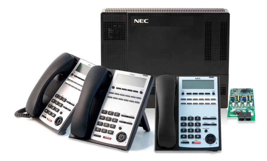 NEC Phone in dubai
