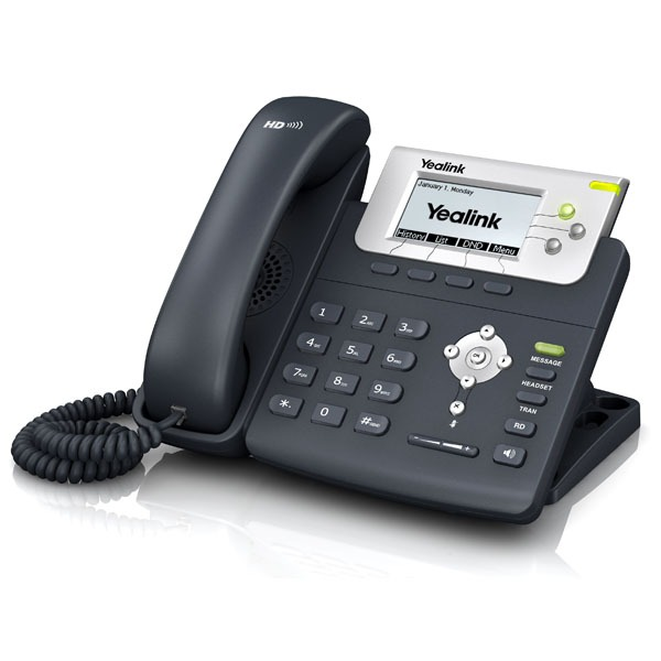 Professional IP Phone with PoE SIP-T22P