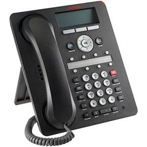 Avaya 1408 Digital Telephone 700504841 (works with Avaya Aura Communications Manager and IP Office)