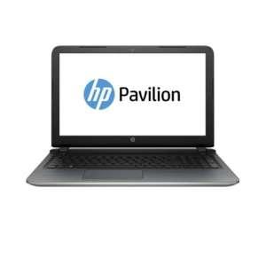 "HP Pavilion Notebook - 15-ab224ne Core i7-5500U,8GB RAM,2TB RAM,2GB VGA,15.6"",Win 10,Silver"