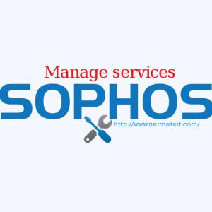 Sophos Firewall Standard Management Service, SG 300 Series