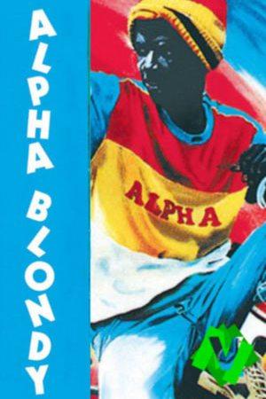 dibujo de un niño negro con camiseta donde se lee Alpha