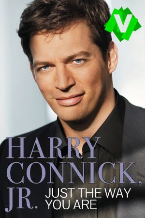 Harry Connick Jr. - Just The Way You Are. primer plano de Harry Connick, JR