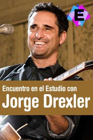 Jorge Drexler - Encuentro En El Estudio. Jorge Drexler CANTANDO Y TOCANDO LA GUITARRA
