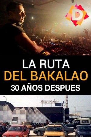 La Ruta Del Bacalao, 30 años despuésun dj y coches aparcados