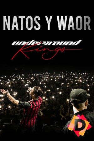 Natos y Waor - Underground Kings. Natos y Waor - tocando en directo para mucho publico