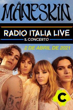 Maneskin - Concierto Radio Italia Live 2021