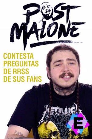 Post Malone - Contesta A Preguntas De Redes Sociales
