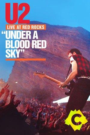 U2 - Concierto Live At Red Rocks, Colorado 1983. the Edge
