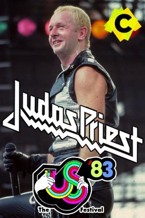 Judas Priest – Concierto Live at US Festival, San Bernardino 1983