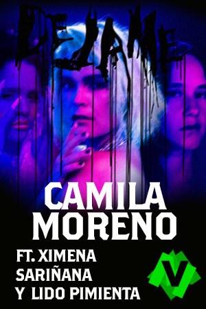 las cantantes camila moreno, en el centro. A los lados Lido pimienta y Ximena Sariñana