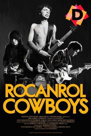 Rocanrol Cowboys: Ratones Paranoicos (Documental)
