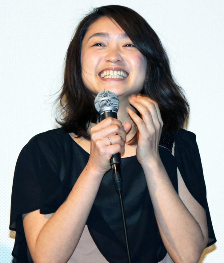 池脇千鶴の笑顔画像