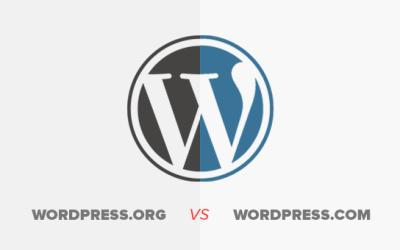 WordPress.com vs WordPress.org – Which is better?