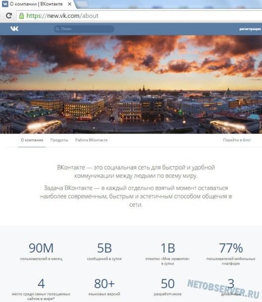 Обзор социальных сетей. Российский лидер - Вконтакте