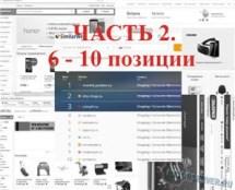 Лучшие интернет-магазины техники и электроники - logo