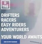 drivetribe.com автомобильная соцсеть logo