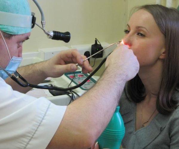Условиях в домашних продувание носа с формулой крови зачем анализ