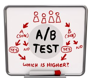 what is A B Testing