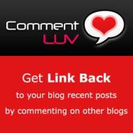 commentluv plugin