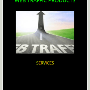 Web Traffic Products