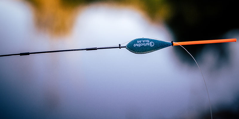 flotteur mousse garbolino hardcore pour la pêche de la carpe au coup