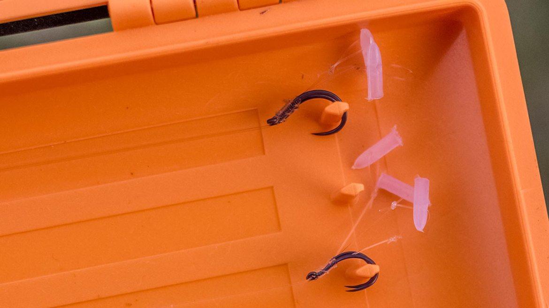le montage au cheveu pour pêcher les gros poissons au method feeder
