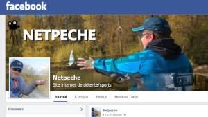 Abonnez-vous à la page Facebook Netpeche