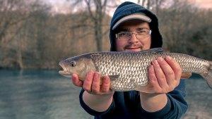Pêche au feeder en rivière