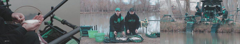 netpeche magazine 03 pêche au coup en hiver etang gardon avec jean desqué belles bourriches