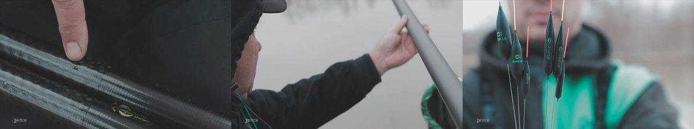 netpeche magazine 03 pêche au coup en hiver étang gardon avec jean desqué matériel trucs astuces